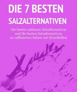 Die sieben besten Salzalternativen - Buch